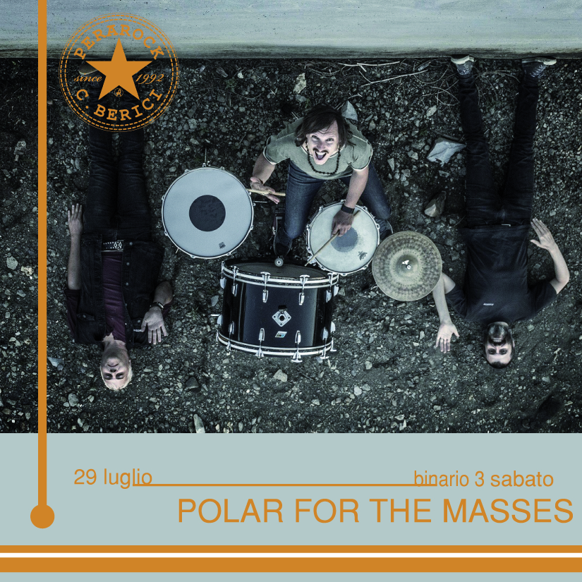 Polar For The Masses Sabato 29.07.2017 Perarock Festival
