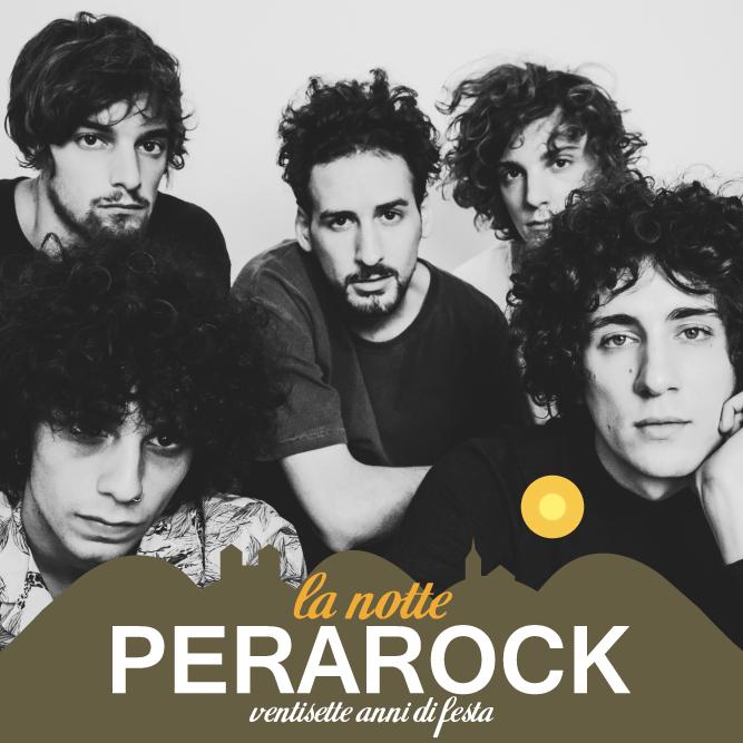 La Notte - Perarock Festival 2018